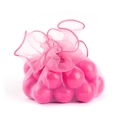 Dark Pink Organza Bags - 12CT Bag
