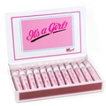 Baby Girl Milk Chocolate Cigars - 24CT Box