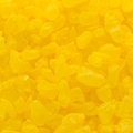 Yellow Rock Candy Gems- Lemon