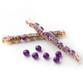Wrapped Purple Sixlets