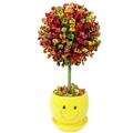 Round Candy Topiary