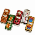 Milk Chocolate Super Race Cars - 60CT Box