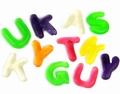 Colorful Alphabet Gummies - 2.2 LB Bag