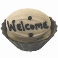 Chocolate Cup - Welcome