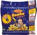 Passover Bamba Peanut Snack - 6-Pack (Kitnios)