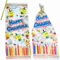 Happy Chanukah Cellophane Bags