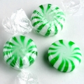 Sugar-Free Spearmint Starlight Candy