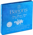 Bartons Dark Chocolate Almond Bark - 5 oz Box