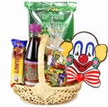 Happy Days Wicker Basket - Mishloach Manos
