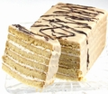 Passover Coffee Seven Layer Cake - 14 oz
