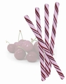 Black Cherry Candy Sticks