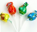Shock Pops Bubble Gum Lollipops