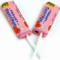 Strawberry Yogurt Taffy Pop - 50CT Box