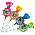 Space Fizz Lollipops
