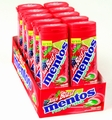 Mentos Juicy Blast Wildberry & Lime Gum - 10CT Box