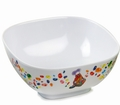 Jelly Belly White Melamine Candy Bowl