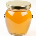 Glass Honey Jar - 5.5 oz