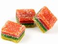 Passover Handmade Rainbow Jelly Squares - 8 oz