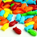 Guppy Fish Pressed Candy