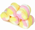 Passover Colorful Twisted Marshmallows - 6 oz