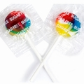 Sugar Free Rainbow Pediatric Lollipops