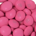 Dark Pink M&M's Chocolate Candy