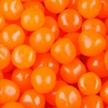 Orange Fruit Sours Candy Balls - Orange
