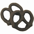 Dark Chocolate Covered Pretzels - 10CT Box