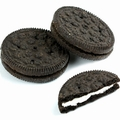 Premium Chocolate Sandwich Cookies - 18 oz