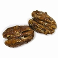 Honey Glazed Roasted Pecans