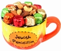 Jewish Penicillin Ceramic Mug