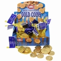 Elite Milk Chocolate Gelt Coin Bags - 24CT Box
