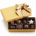 Godiva Gold Ballotin Chocolate Truffle Gift Box - 8-Pc.