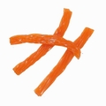 Kenny's Orange Juicy Licorice Twists - Peach