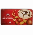 Passover Elite Milk Chocolate with Nuts & Almonds - 12CT Box