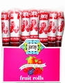 Fruit Punch Fruit Leather Rolls - 5-Pack