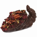 Thanksgiving Chocolate Cornucopia