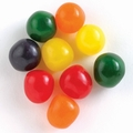 Assorted Fruit Sours Candy Balls