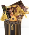 Tassel Purim Basket (Israel Only)