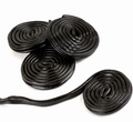 Black Licorice Wheels - 2.2 LB Bag