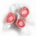 Red & Pink Salt Water Taffy - Cherry