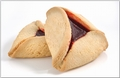 24-Pc Jumbo Raspberry Hamantashen