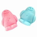 Pink & Blue Bubble Monster Gummies 2.2 Lb Bag