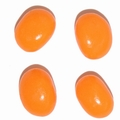 Gimbal's Orange 'N Cream Jelly Beans - 10 LB Case