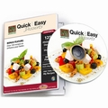 Quick & Easy Desserts Organizer Software Upgrade
