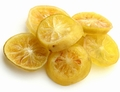 Semi Dried Natural Lemon Slices