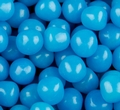 Blue Fruit Sours Candy Balls - Wild Berry