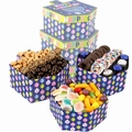 3-Tier Dreidel Gift Tower