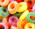 Passover Sour Jelly Rings - 8 oz