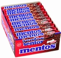 Mentos Fresh Cola Candy Rolls - 40CT Case